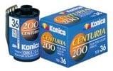 . . Лента за фотоапарат KONICA 200/36