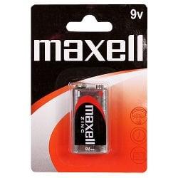 Батерия MAXELL 6F22/9V