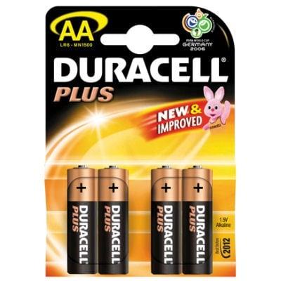 Батерия DURACELL LR6/1,5V ALKAL