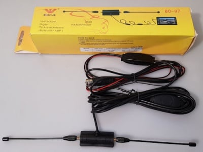 . . Авто телевизионна антена  ANT-353F