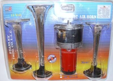 . . Клаксон - тромба въздушна с компресор JGR-603