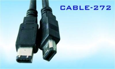 Кабел . компютърен USB/6PIN--USB/6PIN