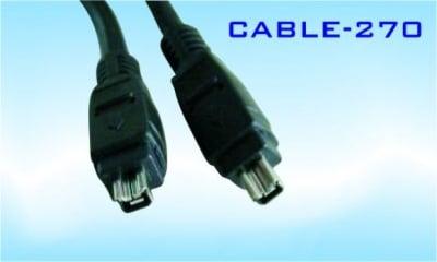 Кабел . компютърен USB/4PIN--USB/4PIN