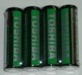 Батерия TOSHIBA R6UG/1,5V