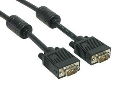 Кабел . компютърен VGA-VGA -15M--15M -1.8m