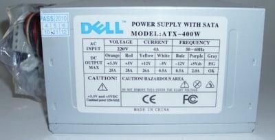 . . Компютърно захранване DELL - 400W