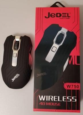 Компютърна мишка  . Безжична W750