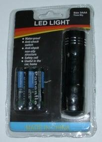 Прожектор  . -Фенерче с 9LED - светодиоден