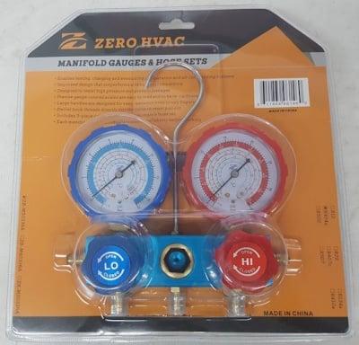 . . Манометричен комплект M50336A за R404