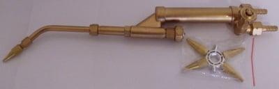 . . Ръкохватка за оксижен - метална