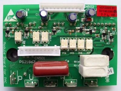 . . Платка за външно тяло IPM на HSU-18H3