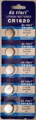 Батерия MAXELL CR-1620 3V