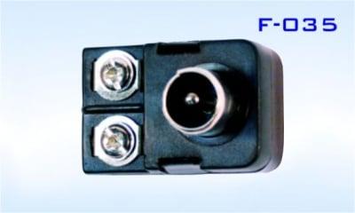 Букса . TV-мъжка  Г- образна F35