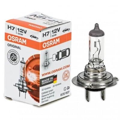 Автомобилна лампа OSRAM 12V  H7 55W