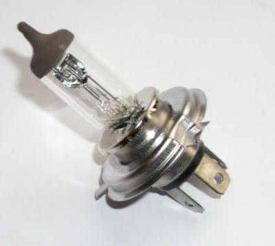 Автомобилна лампа . H4 12V 100/90W P43T