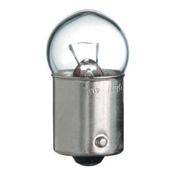 Автомобилна лампа . 12V/5W Бяла -за заден габарит