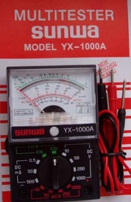 Измервателен уред . YX-1000A