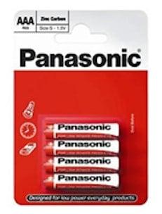 Батерия PANASONIC R03R/1,5V