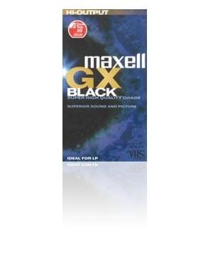 Видео касета MAXELL GX-45 - за камера