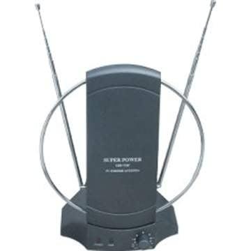 Телевизионна антена . Стайна WIN-6454 и захранване 220V