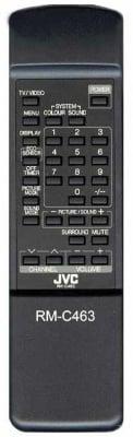 Дистанционно . TV-JVC RM-C463