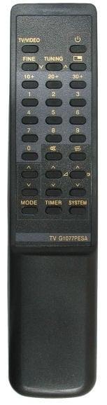 Дистанционно . TV-SHARP G1077PESA