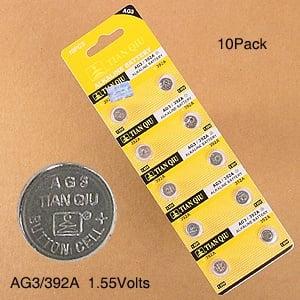 Батерия . AG3 1,5V