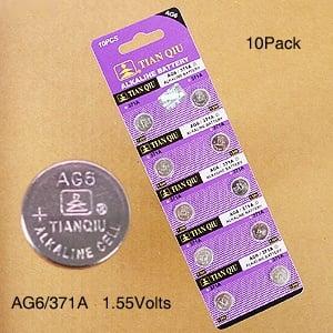 Батерия . AG6 1,5V