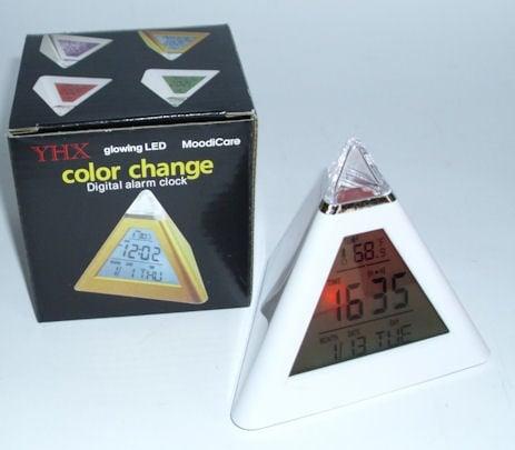 Часовник  . Eлектронен - пирамида