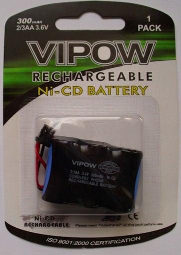 Батерия VIPOW Телефонна 3XR6 VIPOW 3,6V 28 мм.