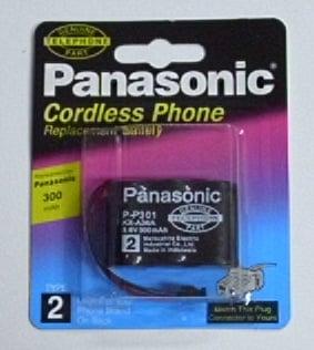Батерия PANASONIC Телефонна 3XR6 3,6V 28 мм.