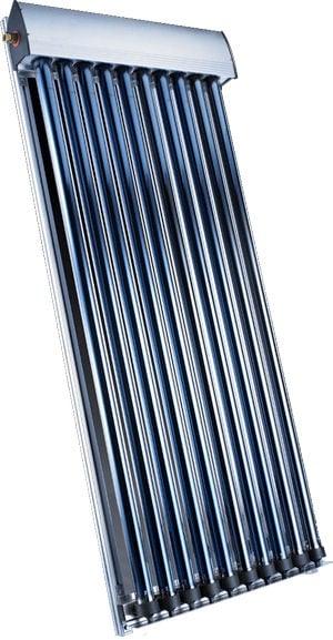 Слънчев вакуумен колектор -HEAT PIPE EMDE-SOLAR MDAL-HP-SC58/1800-10 - затворена система без водосъдържател