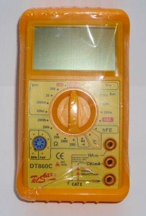 Измерванелен уред . DT860C