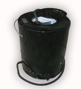 . RUBINO Уред за печене на чушки (Чушкопек) RU-03