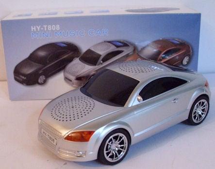 Радиоприемник . Кола Модел: HY-T808 +USB и SD/MMC