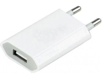 Адаптер . 220V-5V 1.0A на USB/F
