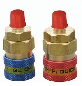 . . Накрайници за автоклиматик QC-12