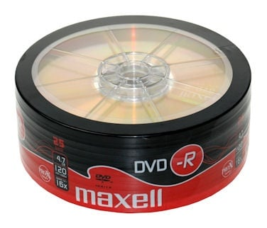СД диск . DVD-R MAXELL