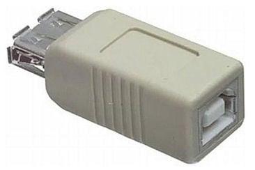 Букса . Компютърен преход - USB мъжко -- USB1 мъжко