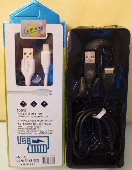 Кабел . Syncwire USB 3.0 тип USB на Type-C -1m TREND