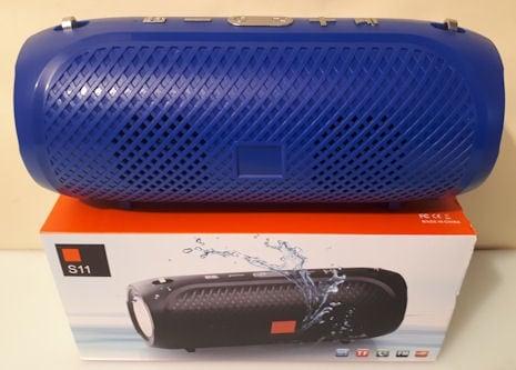 Колона . Bluetooth високоговорител S11, SD/MMC и USB