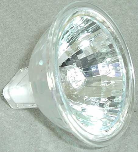 Лампа . Крушка луничка 12V/35W Бяла