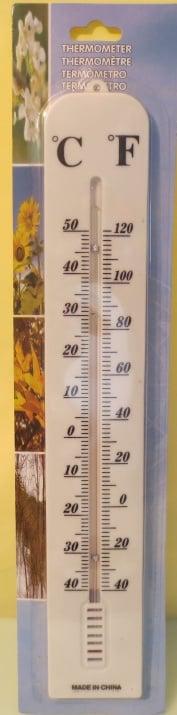 . . Стаен термометър - голям