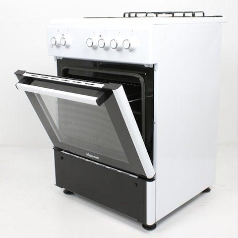 Готварска печка DIPLOMAT FIG 6622EGFW Голяма