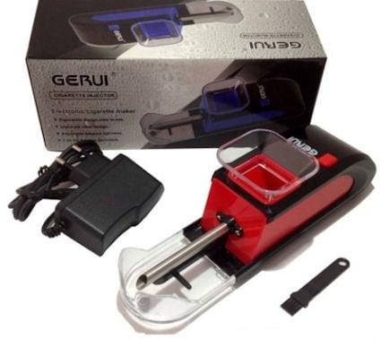 . . Електрическа машинка за свиване на цигари GERUI GR-12-002