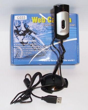 Компютърна  . Камера C033