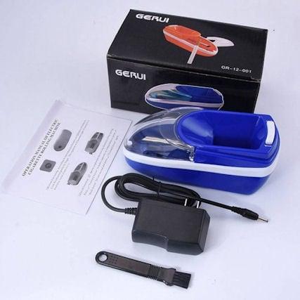 . . Електрическа машинка за свиване на цигари GERUI GR-12-001