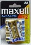 Батерия MAXELL LR6/1,5V ALKAL