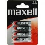 Батерия MAXELL R6 ZINC/1,5V