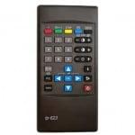Дистанционно . TV-GRUNDIG TP-623